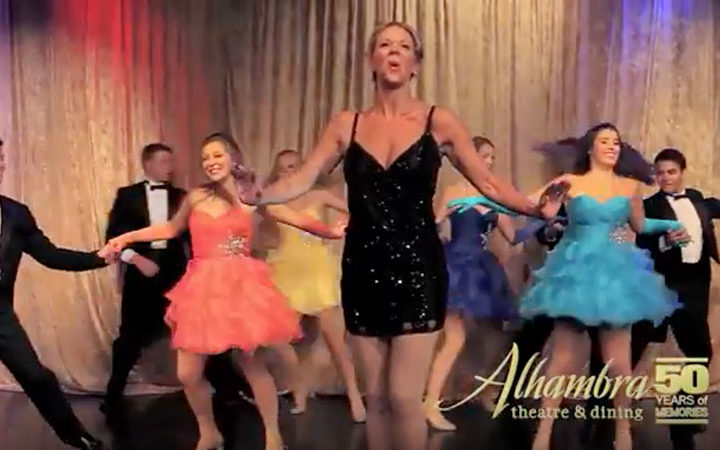 Alhambra Theater – Steel Magnolias Commercial